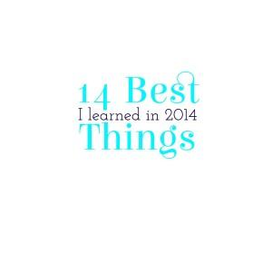 14 best things