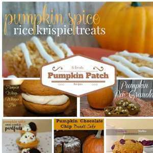 6-fresh pumpkin patch recipes