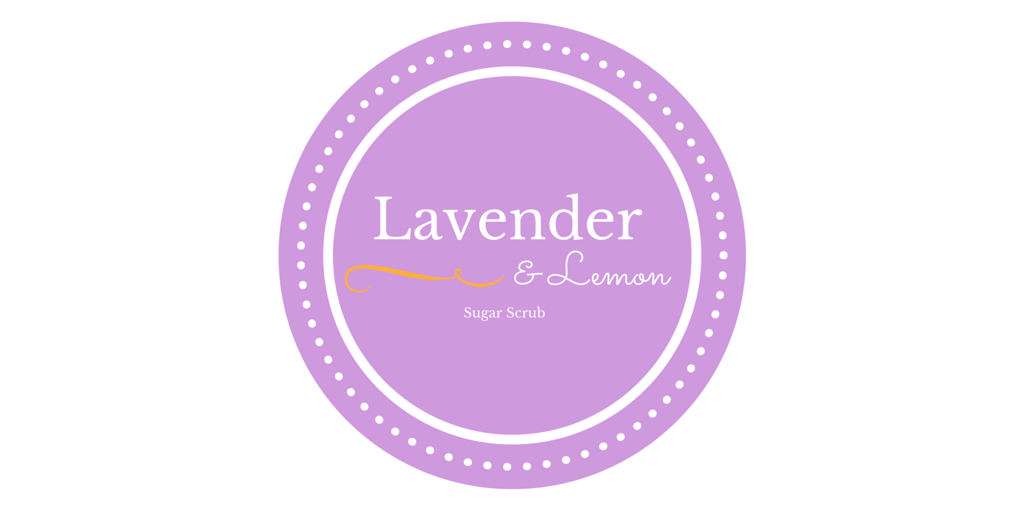 Lavender & Lemon Sugar Scrub