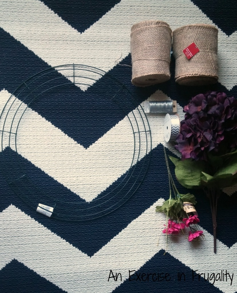 how-to -make-a-burlap-wreath