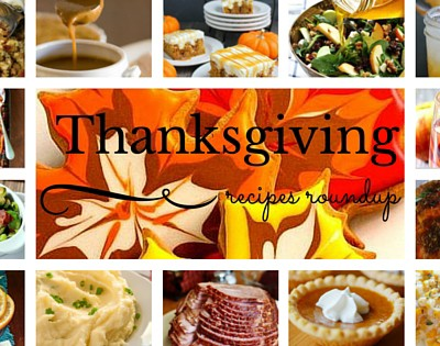 Thanksgiving: A roundup of our 15 favourite dishes