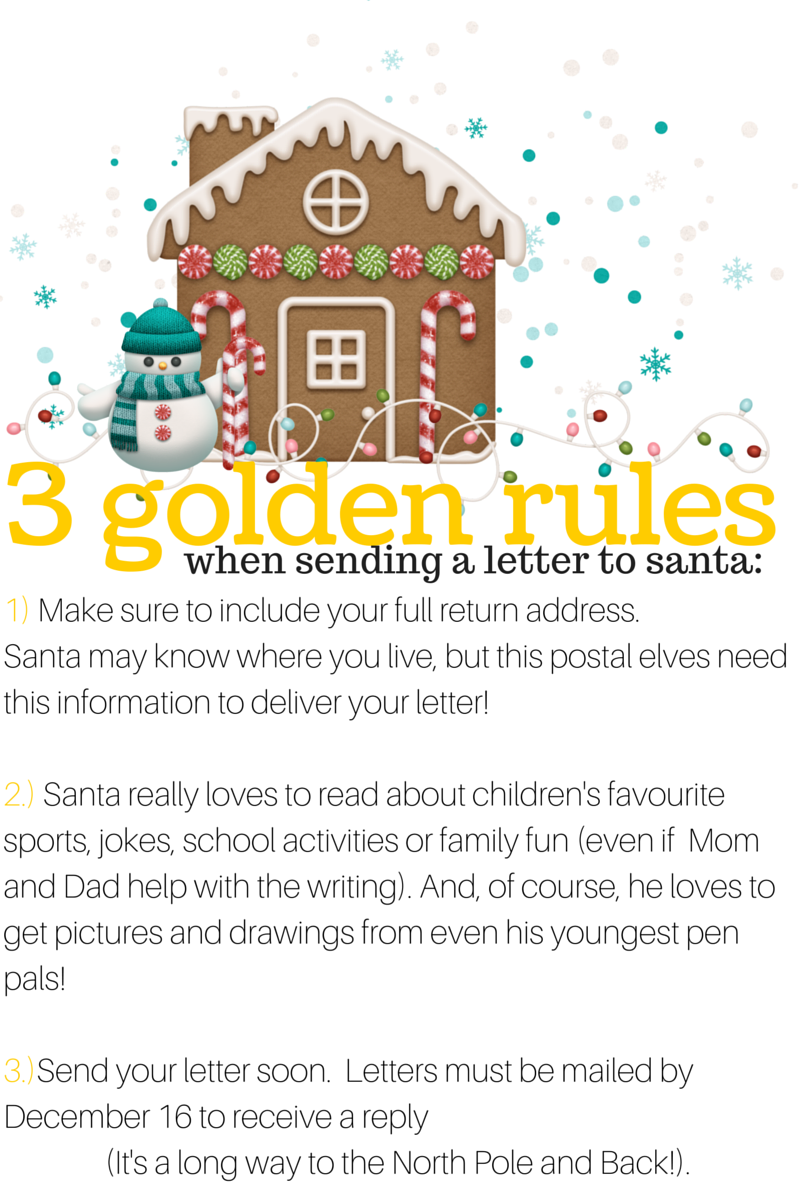 3 golden rules