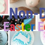 Non-Dye Easter Eggs that won't leave your fingers stained