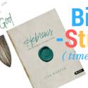 Bible Study times two!!