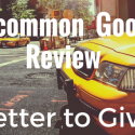Uncommon Goods: Its better to give