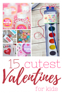 15 Cutest Valentines for Kids