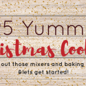 25 Yummy Christmas Cookies