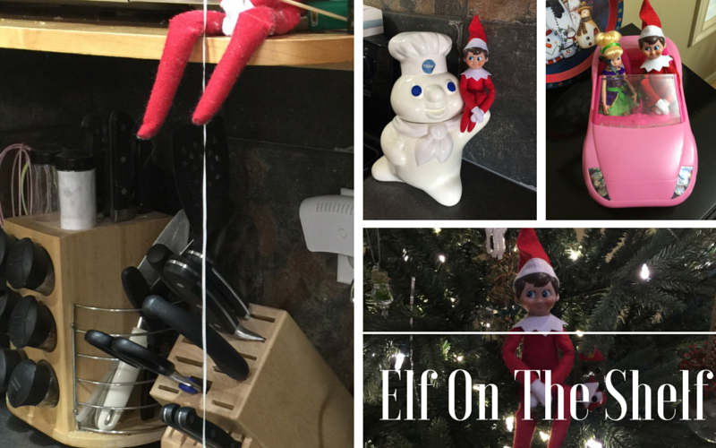 Quick and Easy Elf on the Shelf Ideas for busy moms