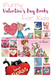 Valentine's Day Children's Books that will make your kids giggle!