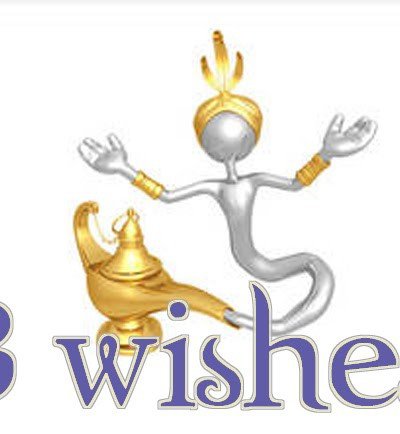 3 Wishes….