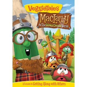 VeggieTales: MacLarry & the Stinky Cheese Battle Movie Review