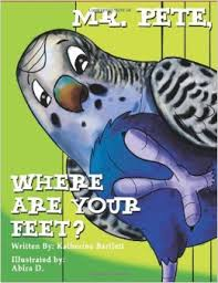 """Mr. Pete, Where are your feet?"" Children's book review"