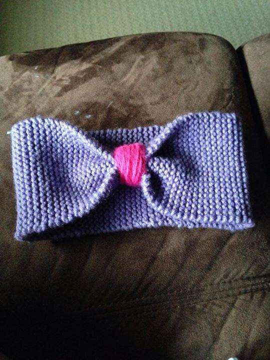 Knit a headband