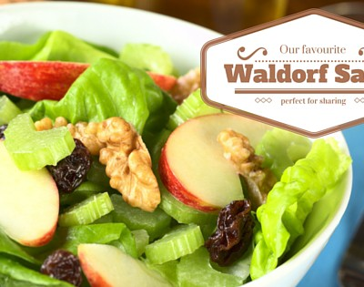Our favourite waldorf salad