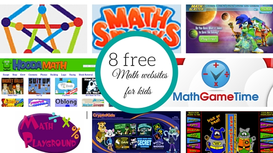 8 free math websites for kids