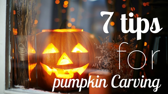 7 tips for pumpkin carving
