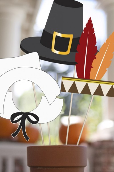 12 of our favourite thanksgiving printable