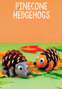 Pinecone-Hedgehogs
