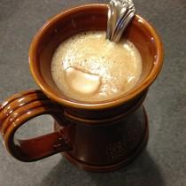 cinnamon Streusel coffee creamer