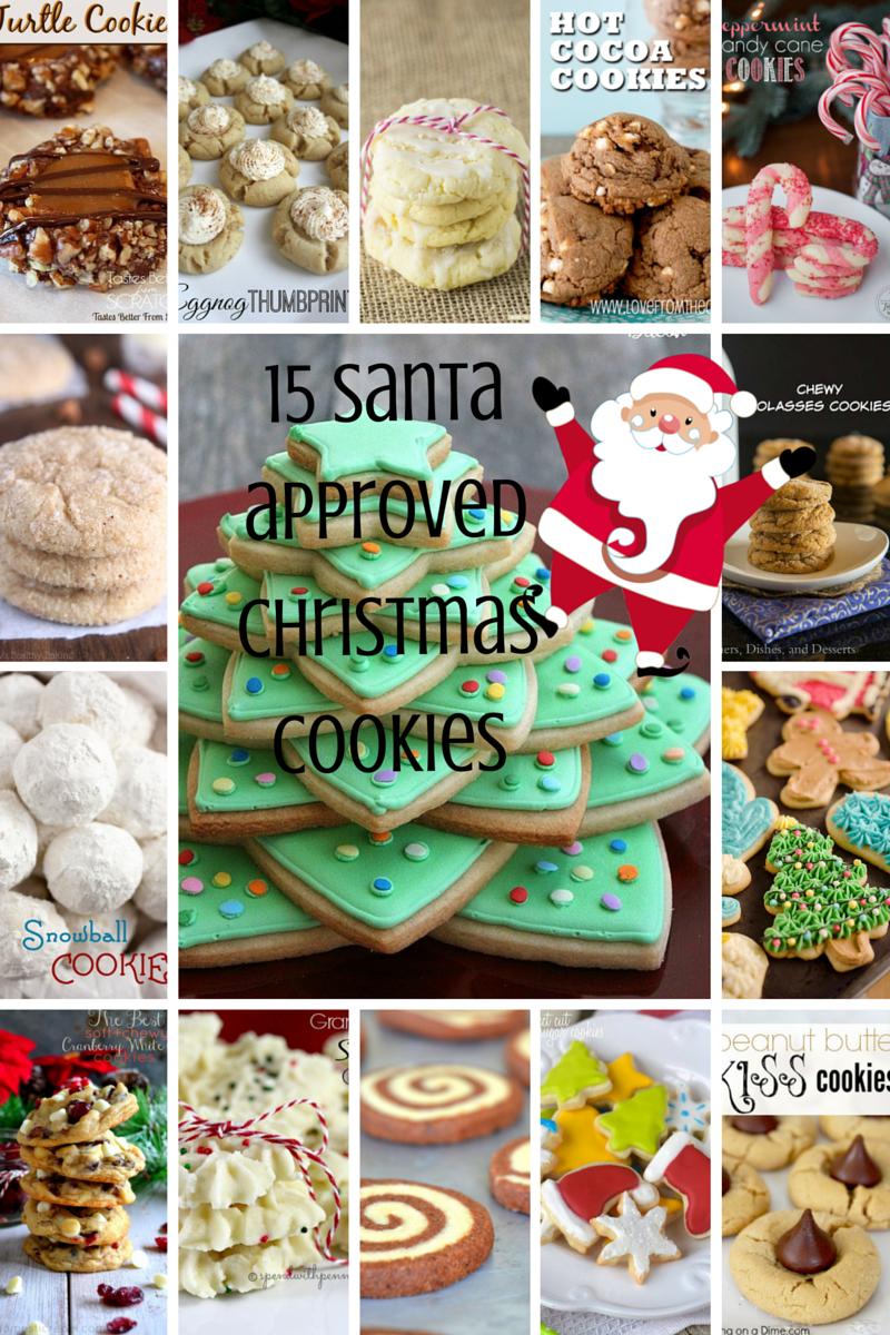 15 Santa approved Christmas Cookies