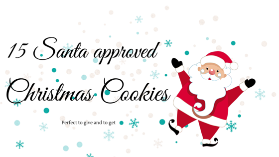 15 Santa approved Christmas Cookies