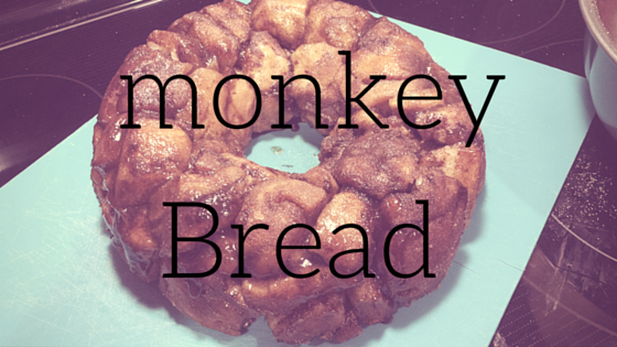 ooey gooey Monkey Bread