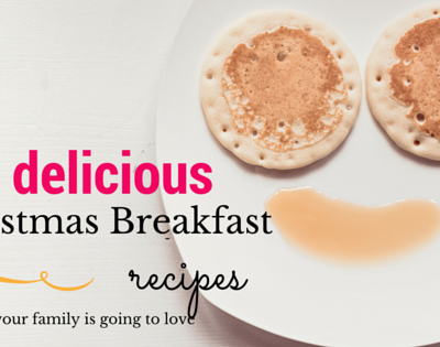 Christmas Breakfast Recipes you're going to love.