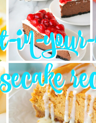 42 melt in your mouth Cheesecake Recipes