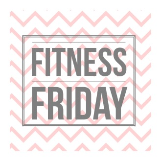 Fitness Friday-Nutrition