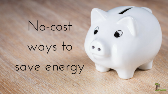 No-cost ways to help you save energy (and money) this summer.