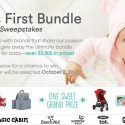 Gymboree Baby's First Bundle Sweepstakes
